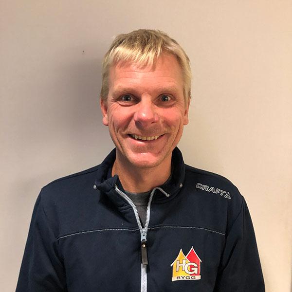 Bjørn Erling Andersen : Tømrer m/fagbrev