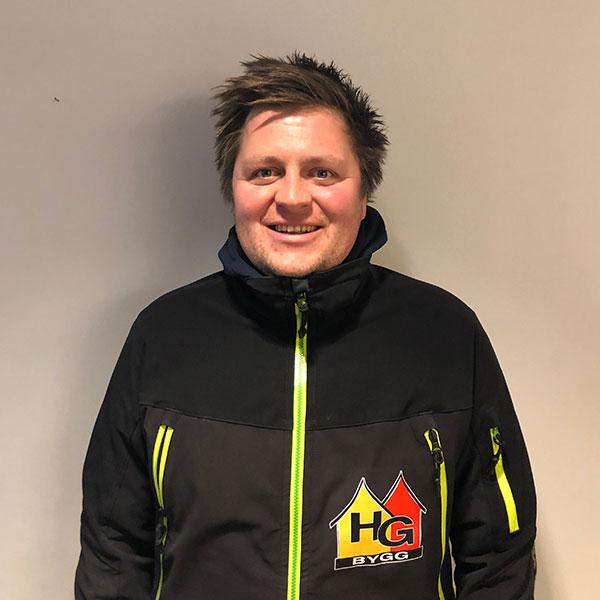 Ørjan Stallemo : Tømrer m/fagbrev