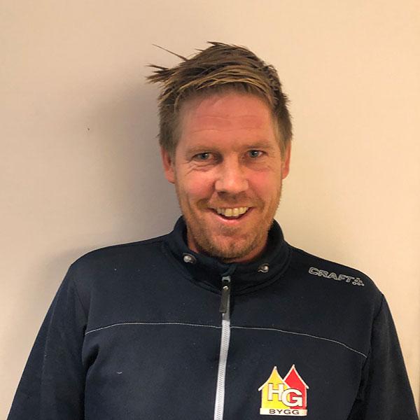 Rune Danielsen : Tømrer m/fagbrev